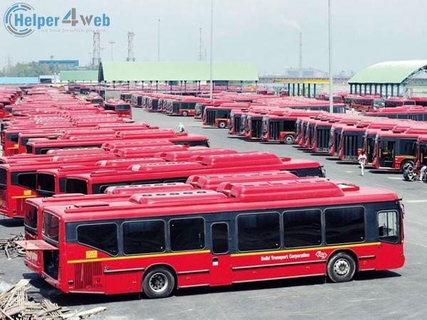 delhi-transport-buses-afp